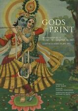 Gods in Print: Masterpieces of India & Mythological Art HARDCOVER, BRAND NEW.