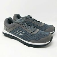 Skechers GoAir Men's Size 11.5 Gray Running Training Athletic Shoes