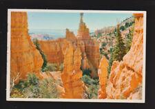 Bryce Canyon NATIONAL PARK Fairyland CONTINENTAL postcard
