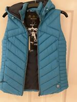 Barbour Women's Pentle Quilted Gilet- Seaglass (UK14/BNWT)(RRP:£139)