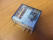 Finder PCB Relay 351-588 - 8 Blade DPDT, 24V DC Coil Voltage