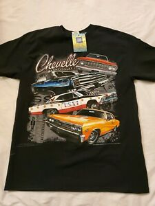 Chevy Chevelle Graphic Tee