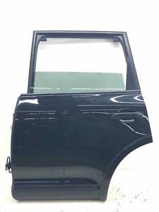 2008-2010 PORSCHE CAYENNE GTS LEFT REAR DOOR SHELL BLACK (L041) OEM 2009