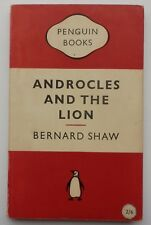 Androcles And The Lion. An Old Fable Renovated By Bernard Shaw,George Bernard Sh