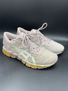 Asics Gel Quantom 360 5 Women's Pink/White Running Shoes 1022A163 Size 7.5