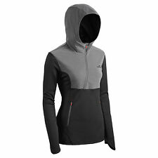 Women's Polyester Hooded Jumpers and Cardigans