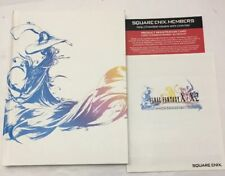 Final Fantasy X / X-2 HD Remaster Collector's Edition Playstation 3  PS3