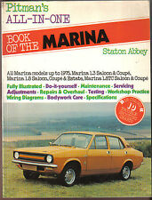 Morris Marina models up to 1975 Piman's All in One Maintenance DIY Guide 1976