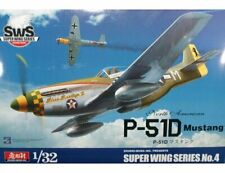Zoukei Mura SWS-04 1:32nd Super wings series North American P-51D Mustang USAAF