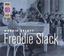 FREDDIE SLACK - MOSAIC SELECT #18 BY FREDDIE SLACK 3-CD BOX SET [BRAND NEW]