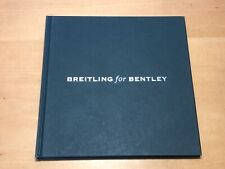 Book Breitling für Bentley - Spanisch Spanish - Watches Uhren Cars