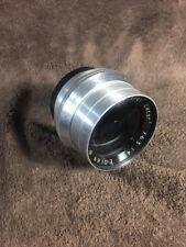 Kodak Commercial Ektar f:6.3 - 14 in. Lens EXC