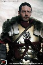 Onesixthkit 1/6 scale gladiator russell crowe head sculpt pour Hot Toys aci body