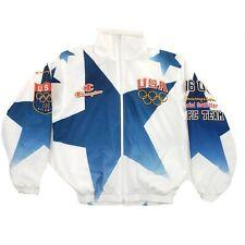 Vintage 1996 Champion Team USA Olympic Atlanta Official Ceremony Jacket Medium
