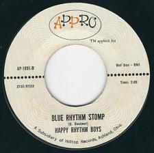 OH Rocker sleazy instro - Happy Rhythm Boys APPRO 1891 Blue rhythm stomp ♫