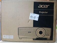 NEW Acer X1223H 3600 Lumens XGA HDMI 3D ColorBoost Projector,Black