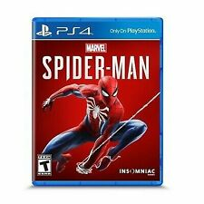 Spider-Man (Sony PlayStation 4, 2018)