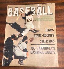 1961 Maco Sportsman NBC Complete Baseball MICKEY MANTLE HANK AARON ROGER MARIS