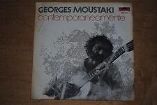 """GEORGE MOUSTAKI CONTEMPORANEAMENTE / BALLA   7"""" 45 GIRI"""