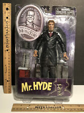 "UNIVERSAL STUDIOS Monsters MR. HYDE 7"" ACTION FIGURE w Base Diamond Select NIP"