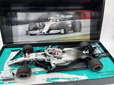 MERCEDES AMG F1 W10 EQ POWER+ Hamilton German GP 2019 1:18 MINICHAMPS 113 191144