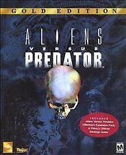 Aliens Versus Predator: Gold Edition (PC, 2000) - European Version