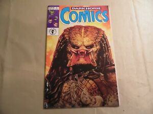 Dark Horse Comics #1 (Dark Horse 1992) Free Domestic Shipping