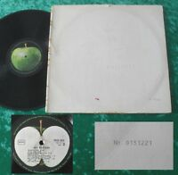 The Beatles 2 LP White Album (SMO 2051/52) 1968 Cover-No. 0151221