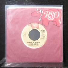 """Yvonne Elliman - Moment By Moment / Sailing Ships 7"""" Mint- Vinyl 45 RSO RS 915"""