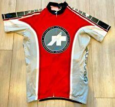 """Assos """"Factory Team"""" Cycling Jersey Top Shirt Full Zip XLG"""