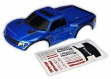 Traxxas 5815A Painted Body Ford Raptor Blue Slash / Slash VXL / Slash 4x4