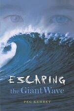Escaping the Giant Wave, Kehret, Peg, Good Book