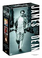 Complete James Dean Collection DVD Set East of Eden Giant Rebel Series TV Show R