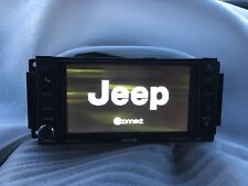 2015 2014 2011 JEEP Wrangler Rubicon Sahara RHB Navigation Gps 430n Radio High