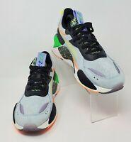 Puma RS-X FD Trophy Mens 369838-01 Fair Aqua Ponderosa Running Shoes Size 9 New