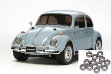Tamiya Volkswagen Beetle escarabajo/m-06 + rodamientos de bolas-set - 58572ku