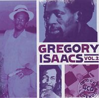 Gregory Isaacs - Reggae Legends - Gregory Isaacs Volume 2 [CD]