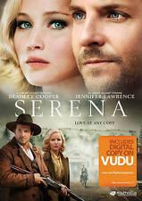Serena (DVD) Bradley Cooper Jennifer Lawrence