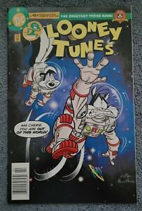 LOONEY TUNES #121 1994 PEPE LE PEW PENELOPE PUSSYCAT DC COMICS RARE NEWSSTAND