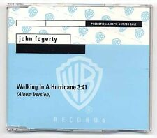 John Fogerty CD Walking In A Hurricane - German 1-track p r o m o - CCR solo