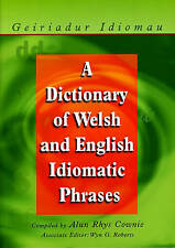Dictionaries & Reference Books in Welsh