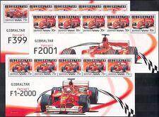 Gibilterra 2004 FERRARI/RACING/Auto/GP/F1/Grand Prix/trasporto 6 x shtlts n42129
