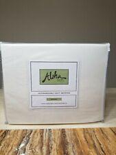 Aloha Soft Bamboo Sheet Set, King White