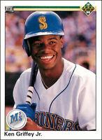Ken Griffey Jr. / 1990 - 1997 / Hall of Fame / You Pick & Choose Cards