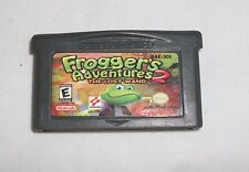 NINTENDO GBA Game boy Advance CONSOLE GAME-Froggers Adventures 2 The Lost Wand