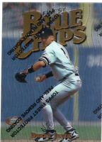 1997 TOPPS FINEST BASEBALL CARD # 15 - HOF DEREK JETER -  NEW YORK YANKEES