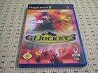 G1 Jockey 3 für Playstation 2 PS2 PS 2 *OVP*