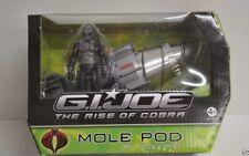 G.I.JOE  The Rise Of Cobra - Action-Figur  Mole Pod with Terra-Viper - Hasbro