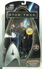 Playmates Star Trek Warp Collection Original Spock Action Figure 2009 MIP