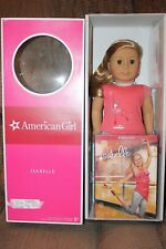 American Girl Doll Of the Year Isabelle With Hair Extension And Book New In Box
